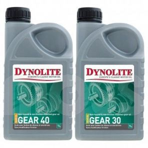 Dynolite Gear Oil 40 one litre